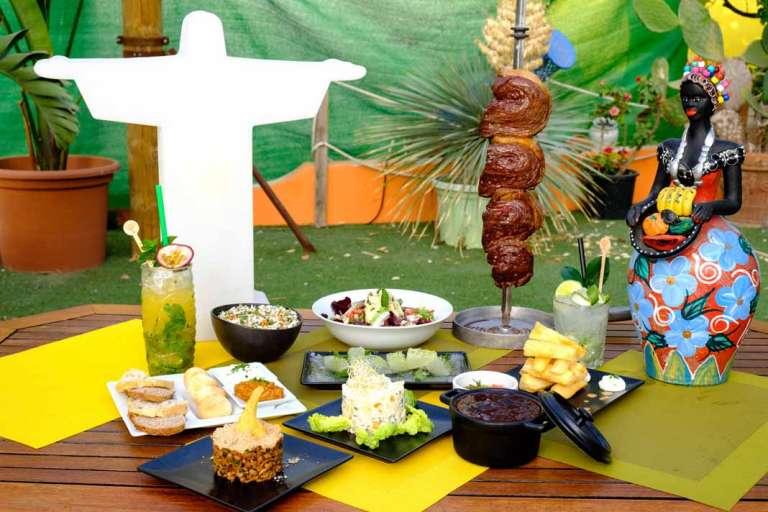 Pau Brasil: los sabores de Brasil, al plato