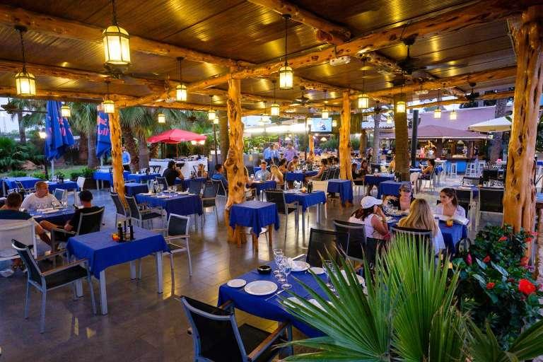 Un oasis gastronómico para todos los gustos en una agradable terraza