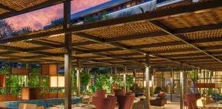 Hotel Aguas de Ibiza lifestyle spa. Restaurante Alabastro.