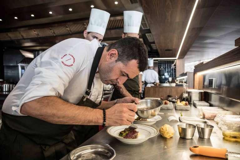 Ricard Camarena: «El sabor es saber concretar la imaginación»