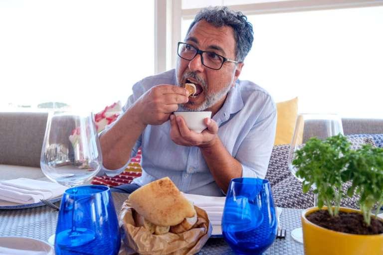 Haim Cohen: «Ahora el mundo es una gran cocina»