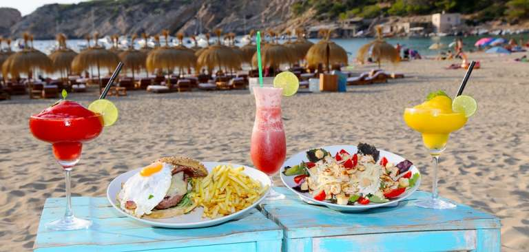 Vadella Beach, donde las vistas y la atención hacen que este lugar sea el más cercano al paraíso
