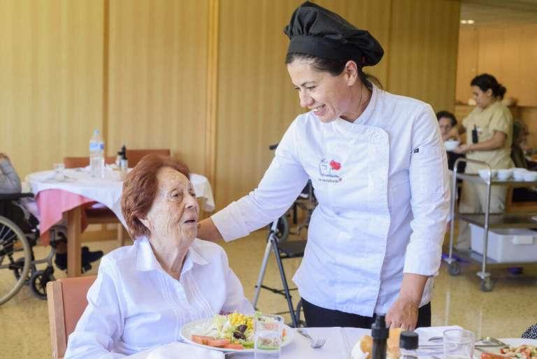 Una buena cocina para mejorar la calidad asistencial al paciente