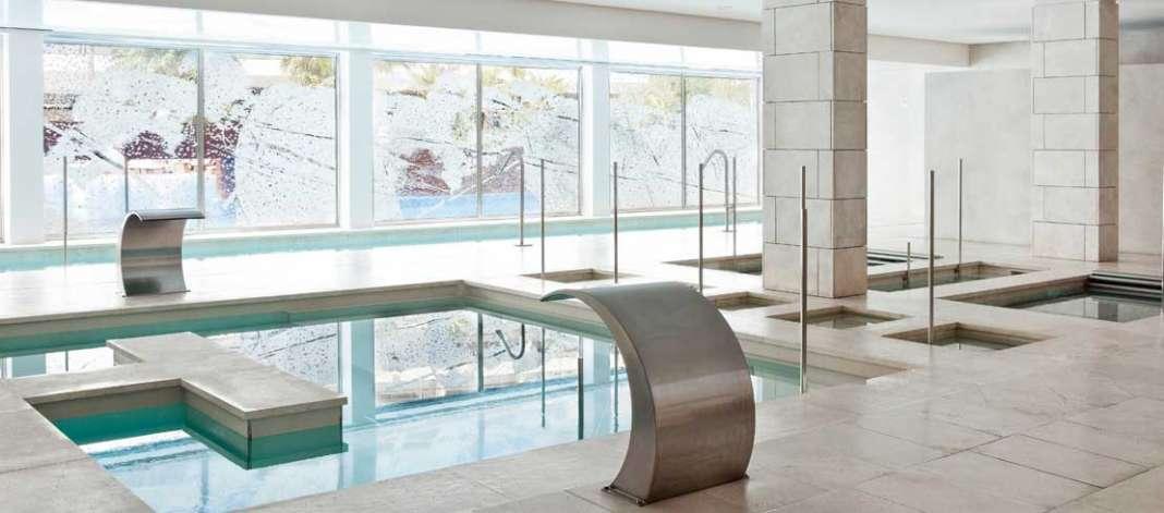 Open Spa cuenta con más de 1.300 m² dedicados a revitalizar el cuerpo y la mente. IBIZA GRAN HOTEL