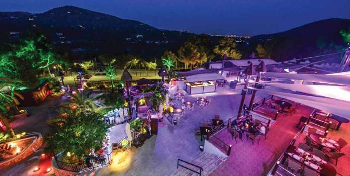 las noches de Espai Kru Ibiza