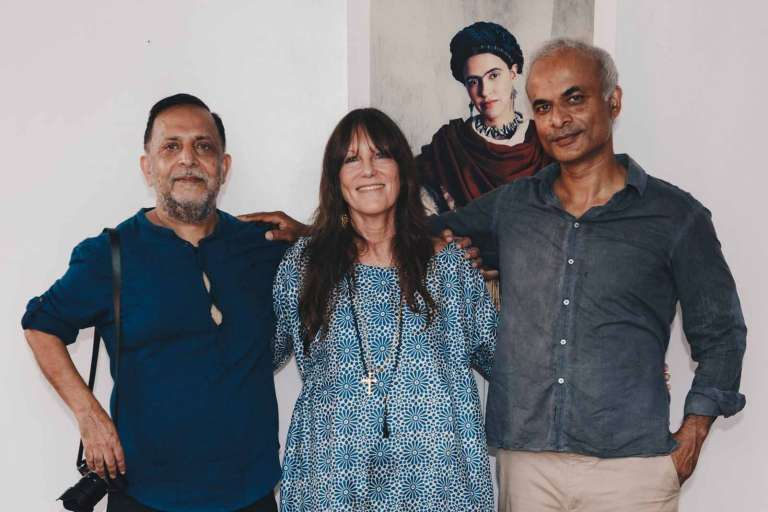 La mirada viajera de Rohit Chawla