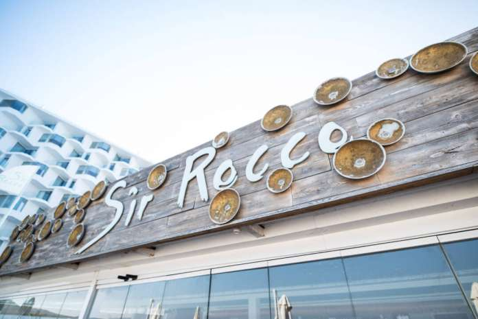 Sir Rocco Beach Restaurant by Ushuaïa.