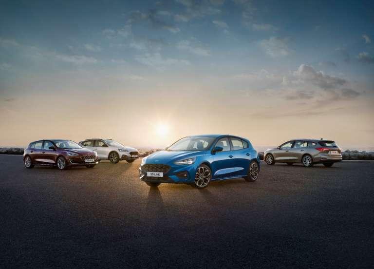Ford Focus: nuevas emociones al volante