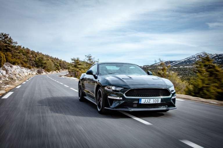 Ford Mustang: llega más lejos y más rápido