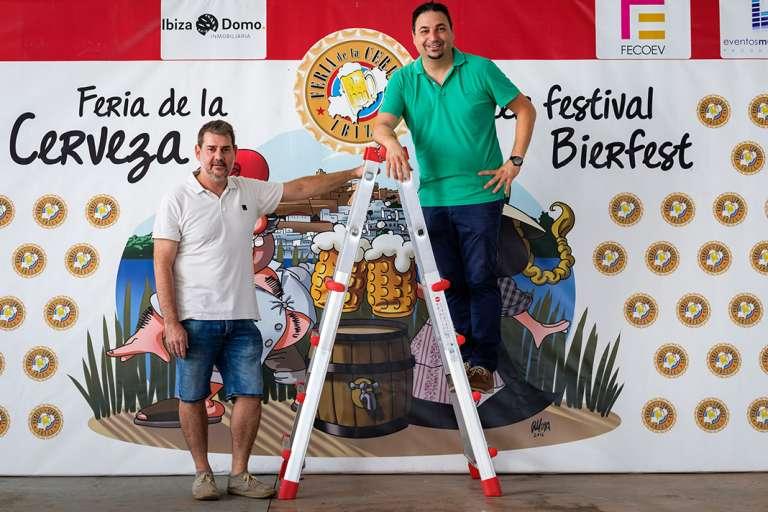 «Una feria de Ibiza para gente de Ibiza»