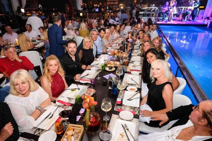 gala solidaria en Lio Ibiza