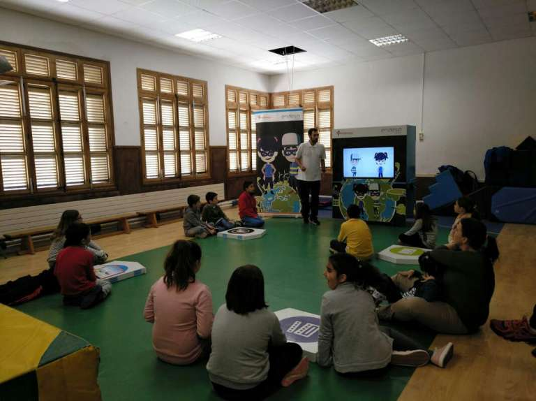 Play Energy arranca con el curso escolar