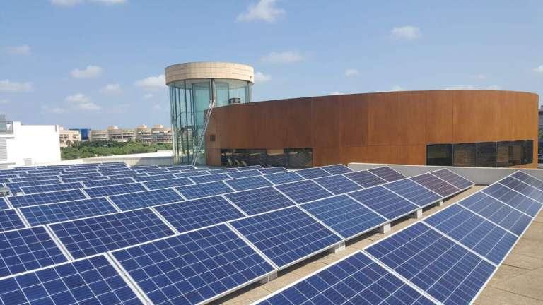 Diario de Ibiza se apunta al uso de energía renovable