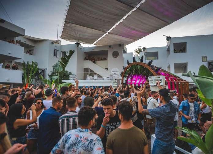 fiesta benéfica para los niños enfermos de Ibiza