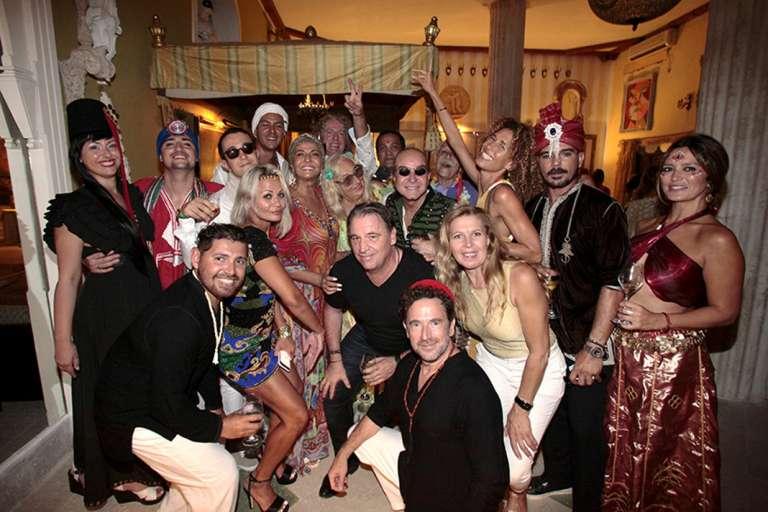 'Camino das Indias', la fiesta más loca del verano de Ibiza