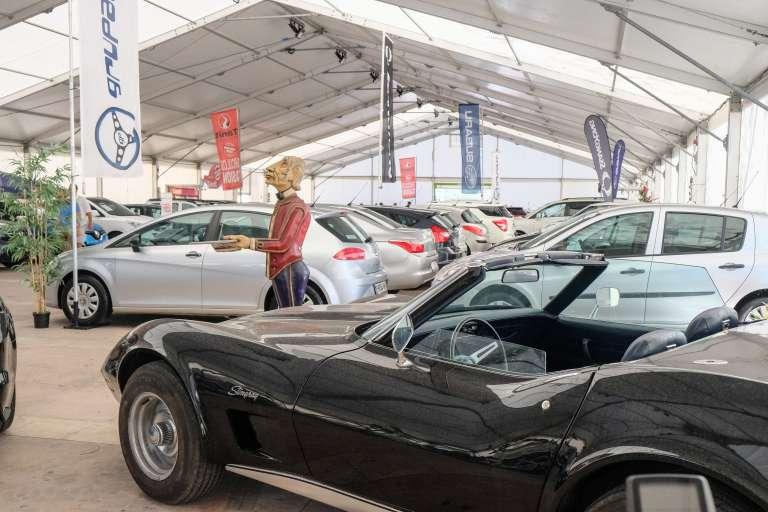 Las oportunidades del motor en el Salón de Vehículos de Ocasión de Ibiza