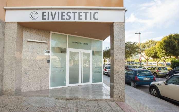 Consultas de Eiviestetic, en Vila. Foto: Grupo Policlínica