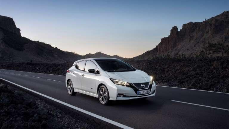 Nissan Leaf: marcando el camino