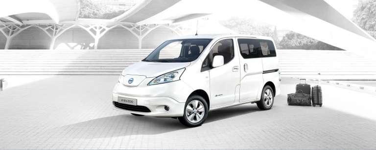 Nissan e-NV200 Evalia: versátil, eficaz y económica