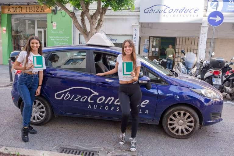 Ana Nieto: «El carné de conducir me da más libertad»