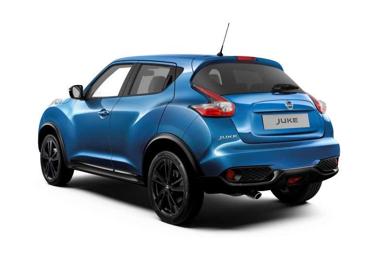 Nissan Juke: fuerte personalidad