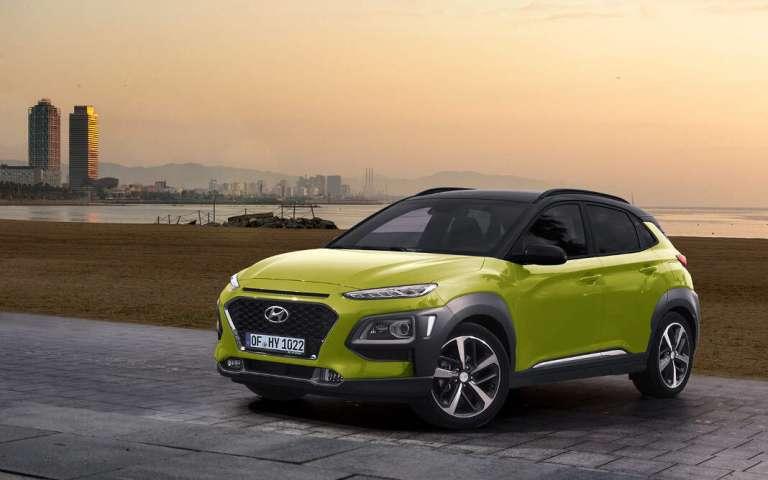 Un Hyundai Kona para cada necesidad
