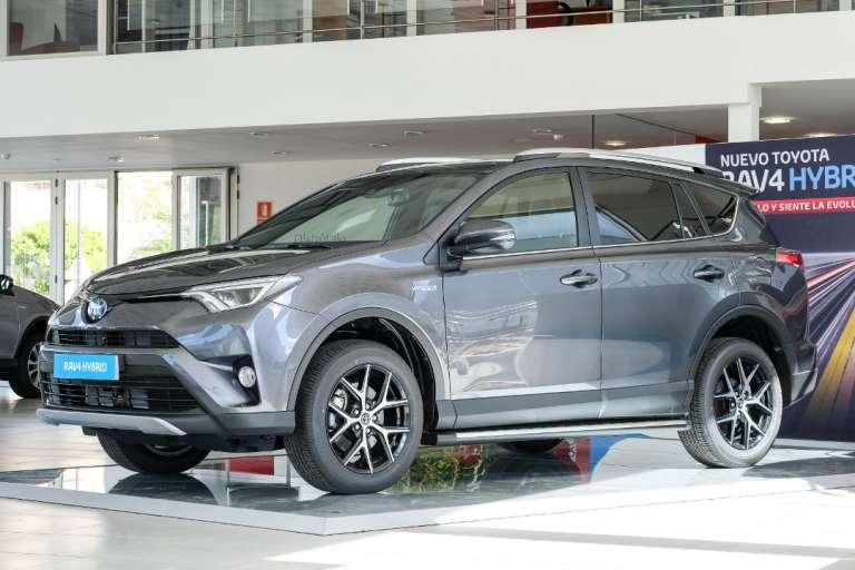 Toyota RAV Hybrid 4: el todocamino eficiente