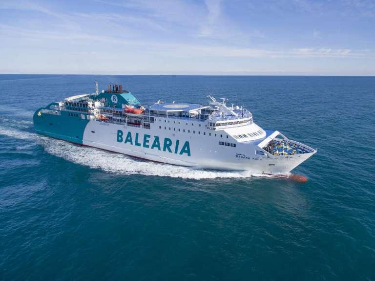 Gas natural licuado, el nuevo objetivo de Baleària