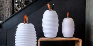 Novedad en la isla: las lámparas de Zippy Home Ibiza. Foto: Sergio G. Cañizares