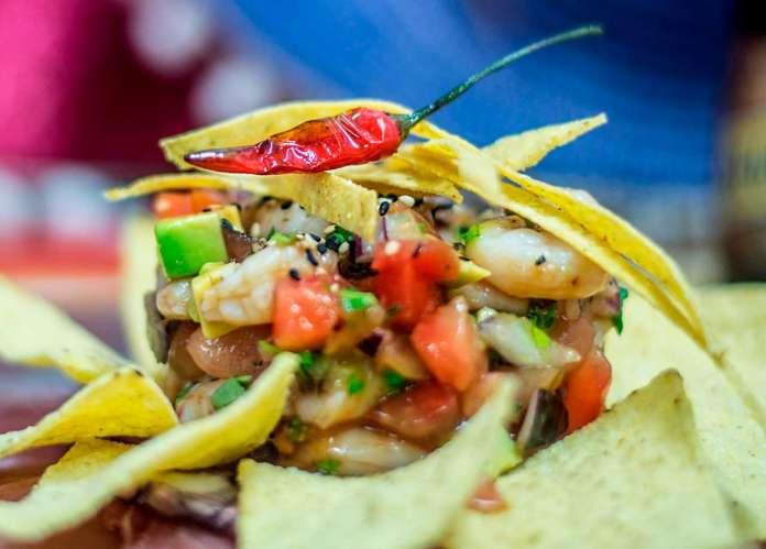 Cocina mexicana. Restaurante Tijuana