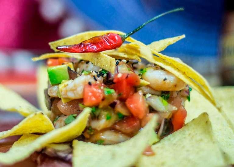 El sabor de la cocina mexicana en pleno centro de Sant Antoni