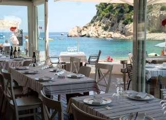 Las maravillosas vistas desde el restaurante Port Balansat.