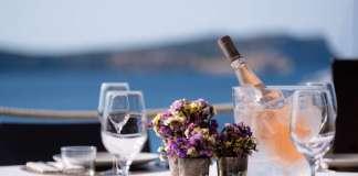 restaurantes en Ibiza con vistas al mar
