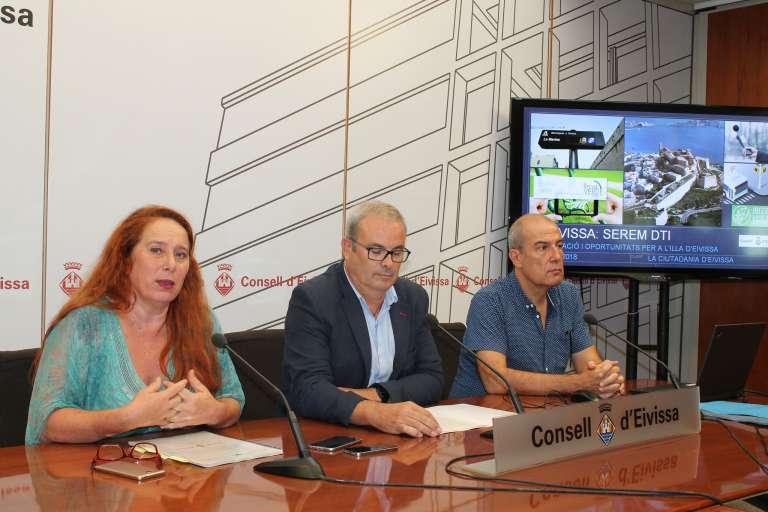 Un proyecto para convertir Ibiza en una isla inteligente, digital y sostenible