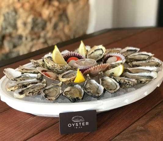 Oyster Ibiza: ostras y marisco a domicilio. Foto: Oyster Ibiza