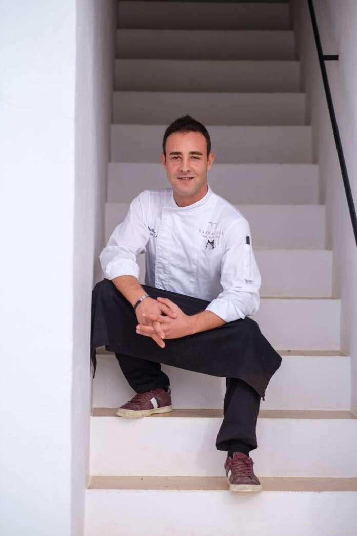 Chef Albert Morán. Foto: Sergio G. Cañizares