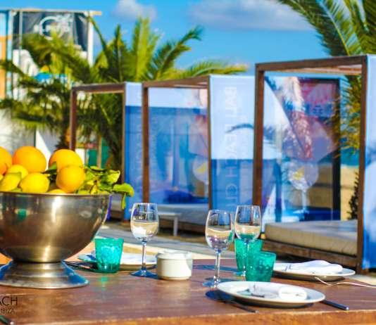 El restaurante Bali Beach Ibiza sigue luciendo su propuesta gastronómica los meses de invierno