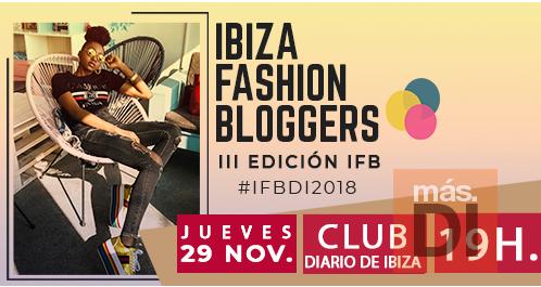 Así será Ibiza Fashion Bloggers