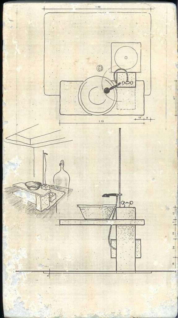 Dibujos de cuarto de baño con ducha