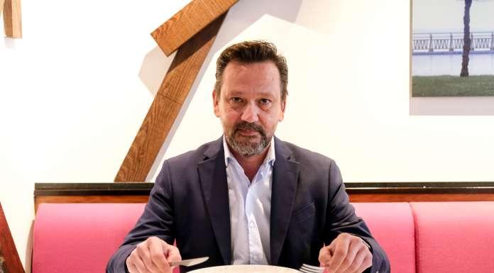 Pedro Matutes., presidente de la Academia de Gastronomía de Ibiza y Formentera.
