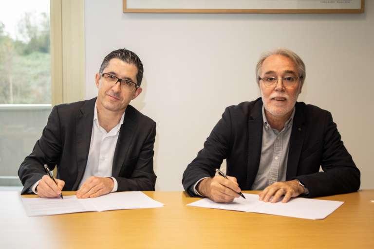 Acuerdo de formación e innovación de calidad con gusto