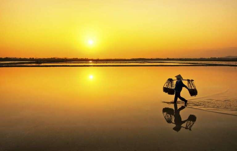 El regalo más oriental: Vietnam en enero