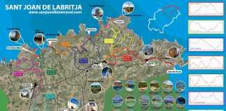 actividades al aire libre en la isla de Ibiza