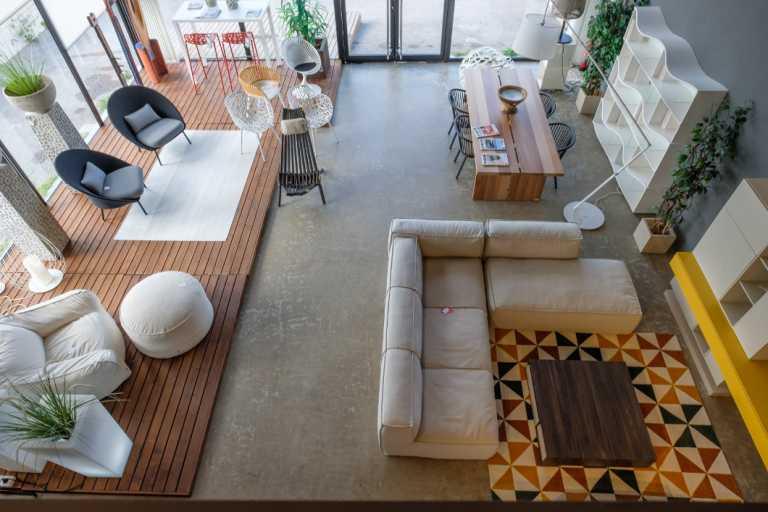 Construcción y arquitectura interior