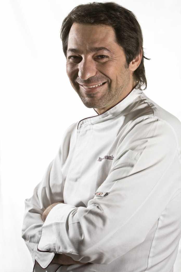 Mauricio Giovanini, chef del restaurante Hayaca en Amàre Hotels.