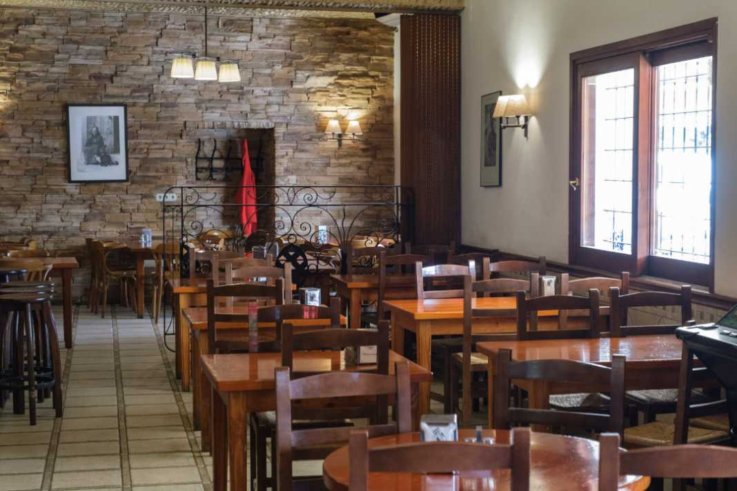 Restaurante Bon Lloc.