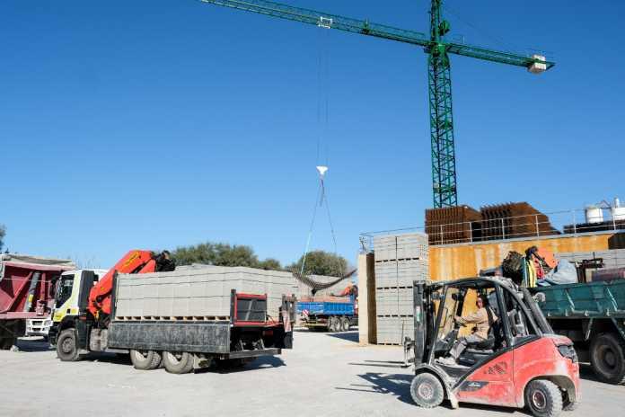 Covicsa, empresa referente en Eivissa en el sector de materiales de construcción.