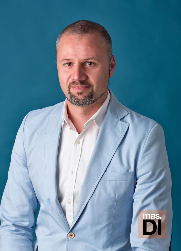 Oliver Cramer, director de operaciones de Amàre Hotels.