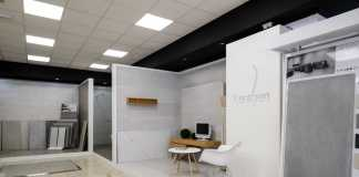 GresAida dispone de un amplio espacio de exposición.