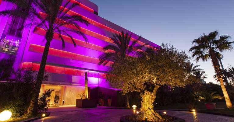 El sorteo por San Valentín del Hotel Pacha ya tiene ganador